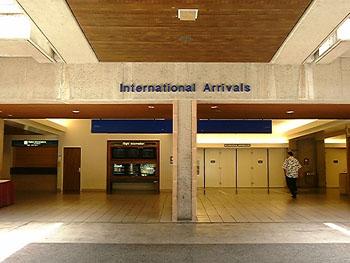 호놀룰루 공항