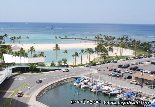 카하나모쿠 해변