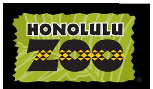 호놀룰루 동물원 로고