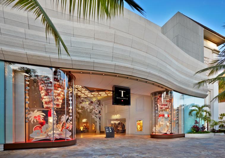 T Galleria exterior_Waikiki