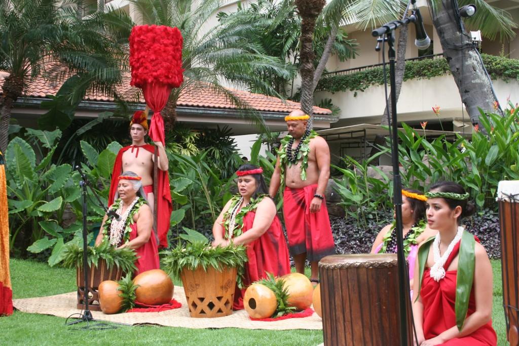 하와이 전통 음악