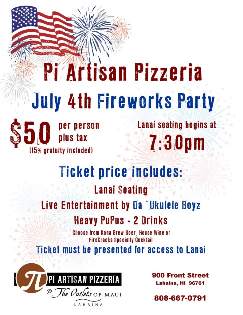 July 4th Poster