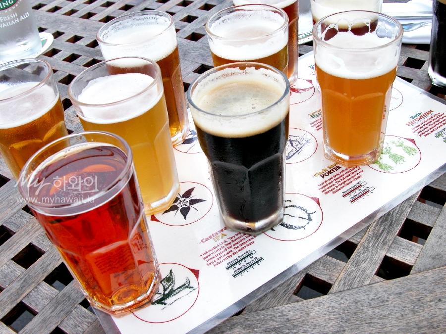 하와이 맥주 코나 브루잉 (1)