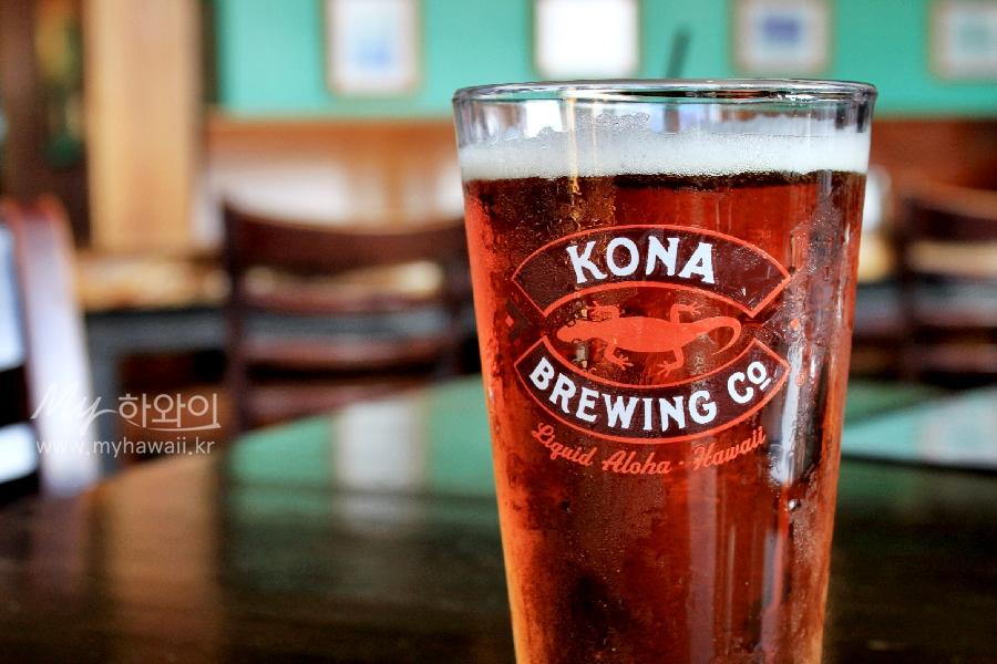 하와이 맥주 코나 브루잉 (2)