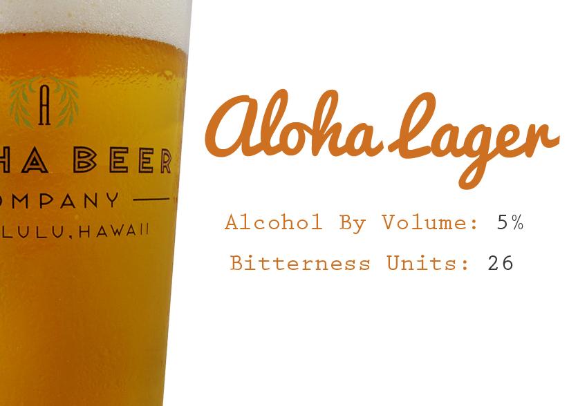 aloha beer