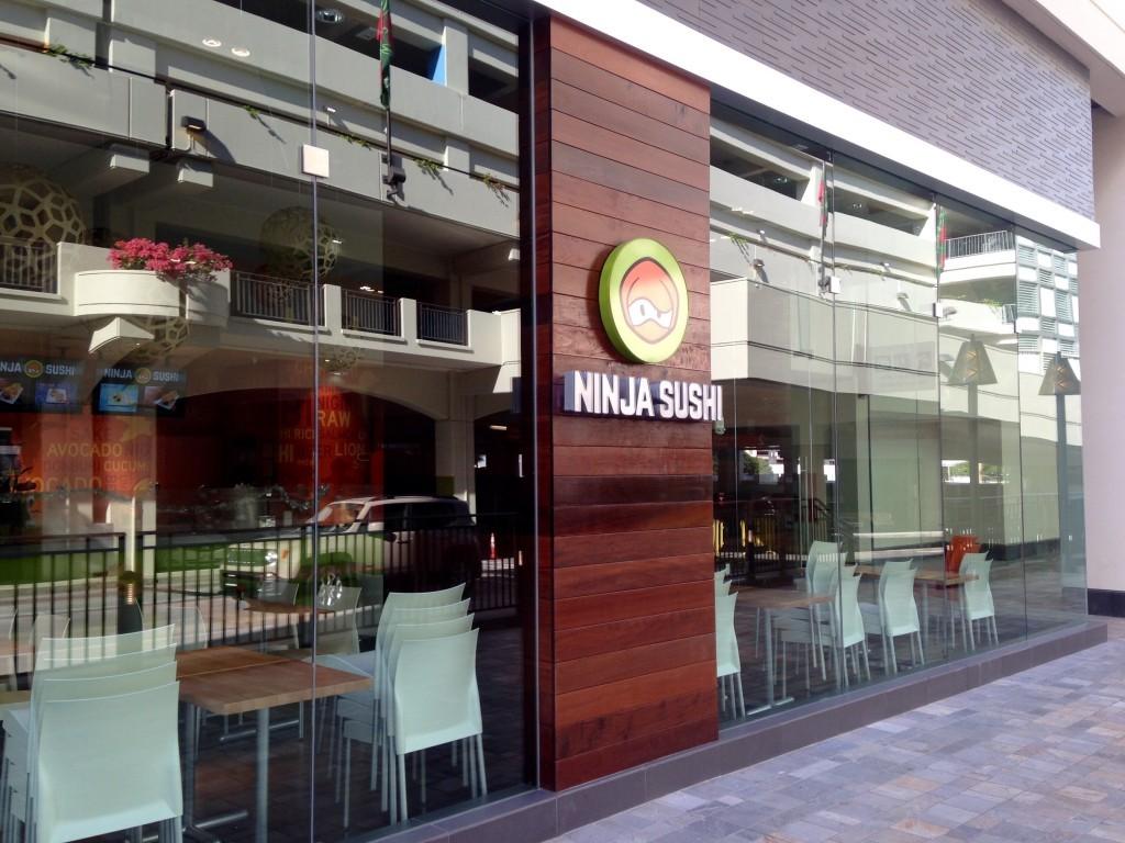 AMC Ninja Sushi ext2