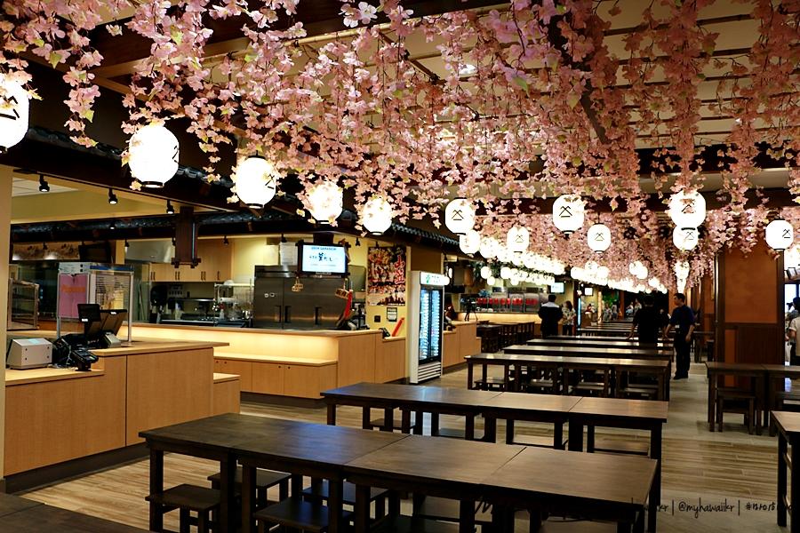 하와이 쇼핑 맛집 알라모아나 센터 시로키야 재팬 빌리지 워크 사진 11