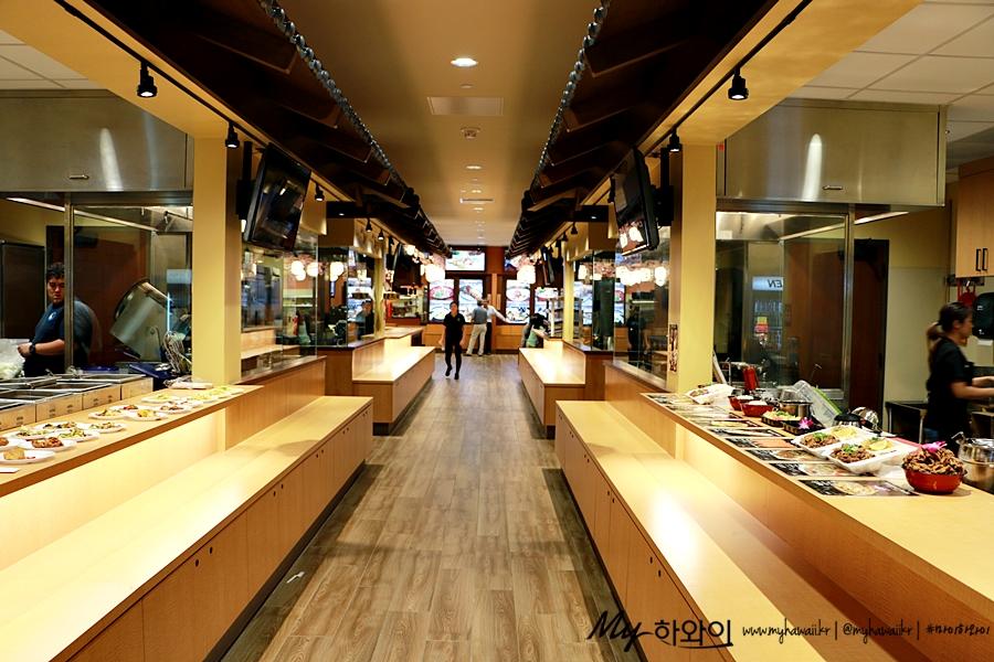 하와이 쇼핑 맛집 알라모아나 센터 시로키야 재팬 빌리지 워크 사진 22