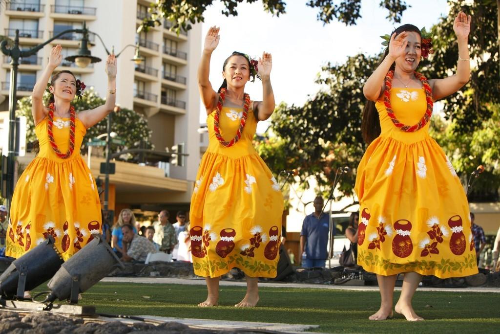 하와이 축제 팬 퍼시픽 페스티벌
