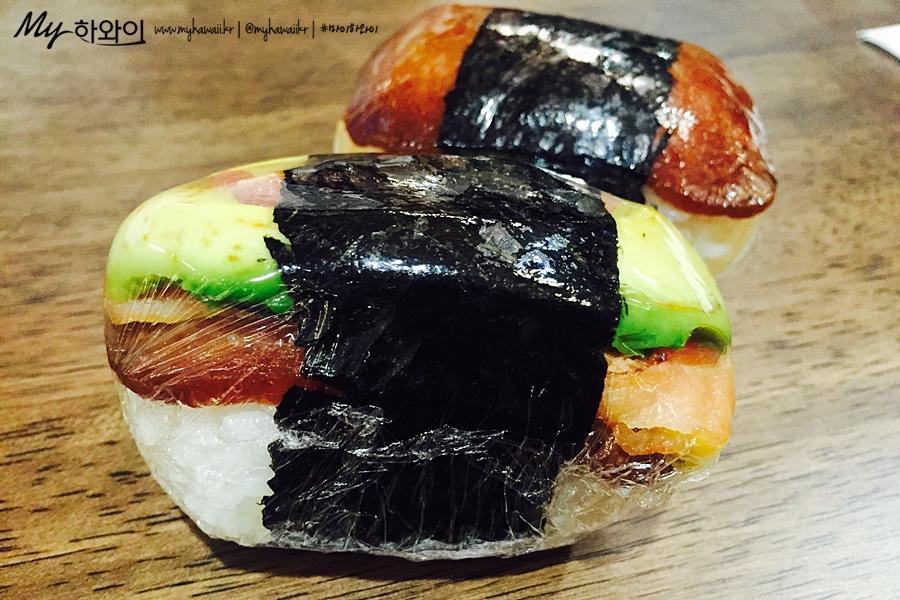 하와이 맛집 무수비 사진