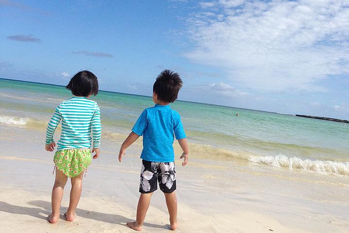 하와이의 법 아이들