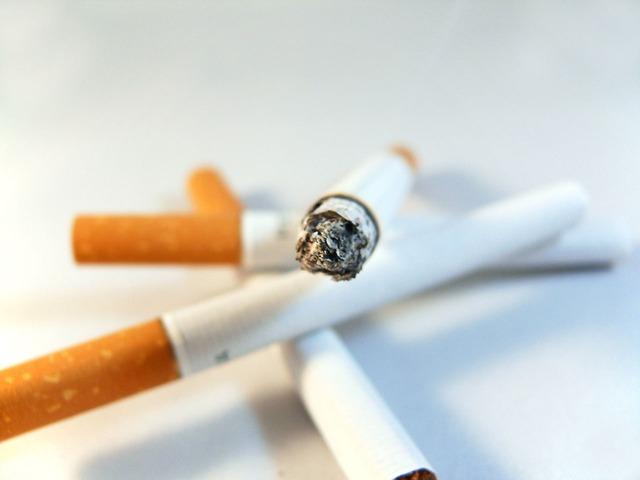 하와이의 법 담배
